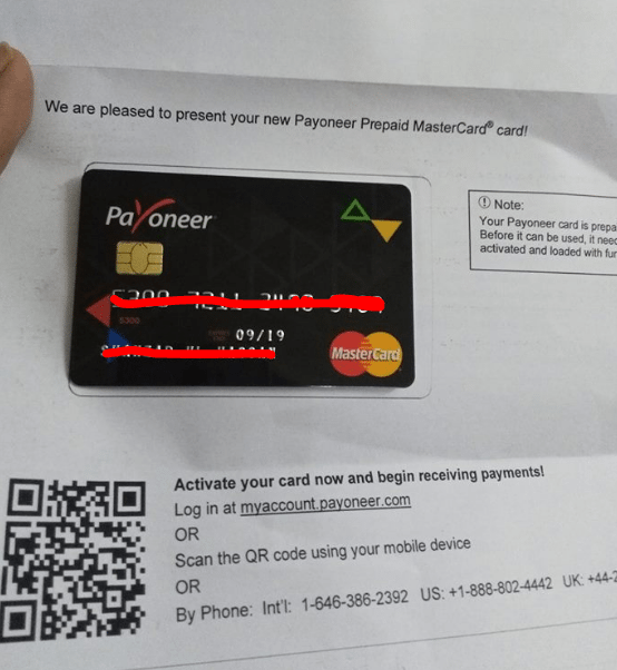 payoneer-card-shipped