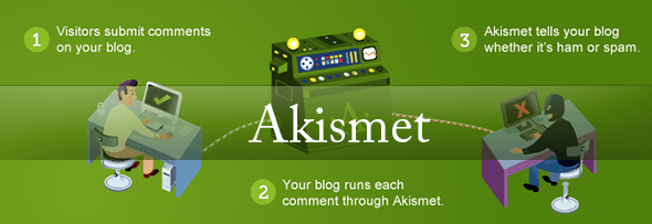 akismet-wordpress-essential-plugin