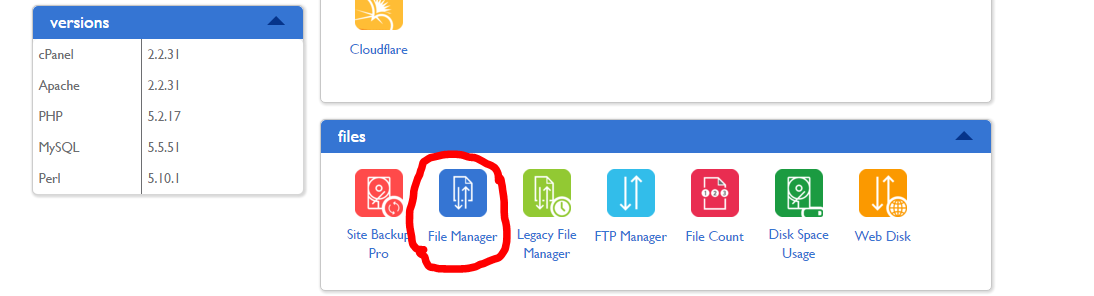 hosting-file-manager