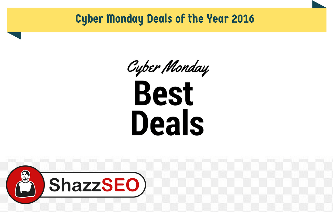 Cyber Monday Deals of the Year 2016 -Dont Miss this Offer