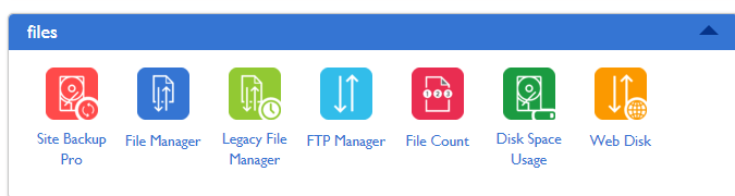 File manager 1st