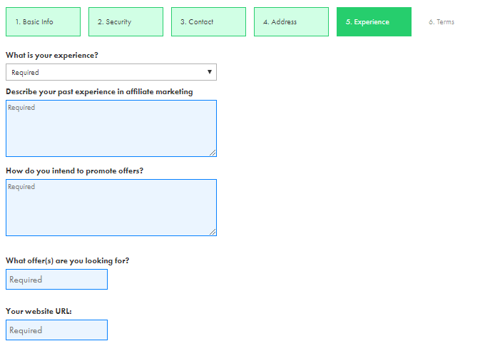 Max bounty Account Experience CPA