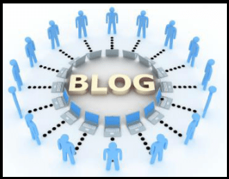 Blogging community for traffic