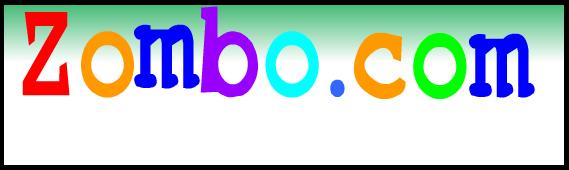 Zombo website