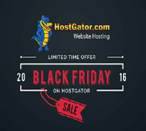 Hostgator Blackfriday Cybermonday