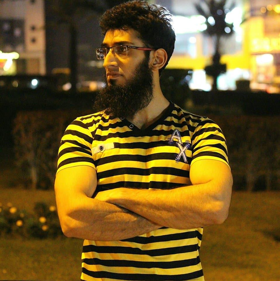 Hassan Ahmad Awan Pakistan Blogger