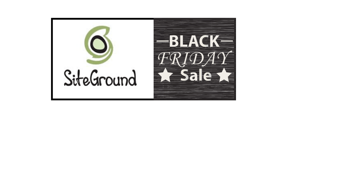 Siteground Hosting Deals 2019