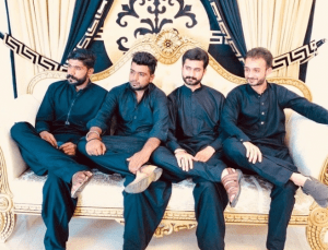 Balli Squad Tiktok Pakistan