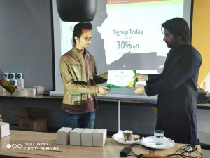 Fiverr event in Lahore
