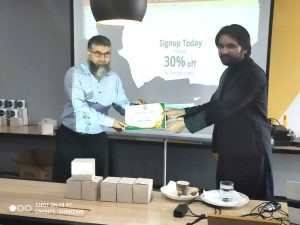 Fiverr event in Pakistan