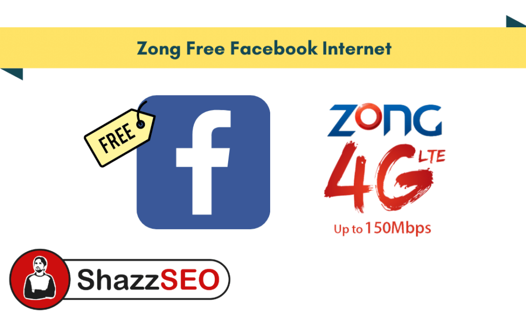 Zong Free Facebook Internet