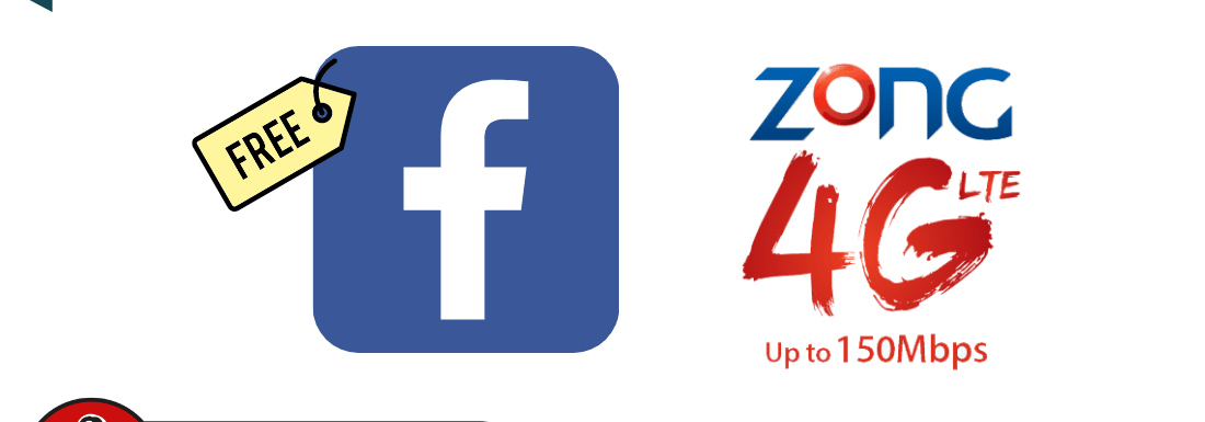Zong Free Facebook Internet – Enjoy Unlimited FB Browsing