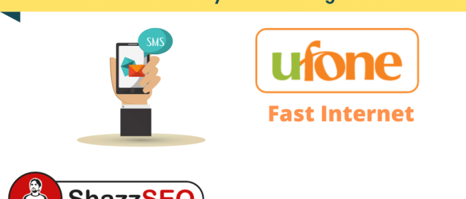 Ufone 15 Days SMS Package
