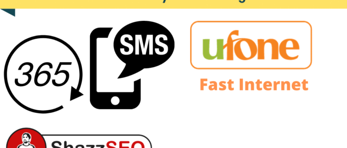 Ufone Yearly SMS Package